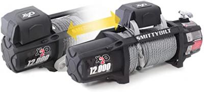 Smittybilt X2O COMP - Waterproof Synthetic Rope Winch - 12,000 lb. Load Capacity 10